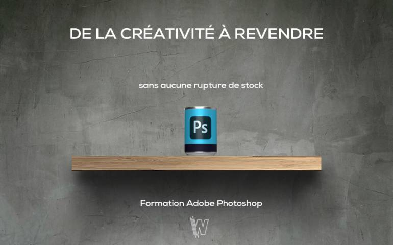 Formation Adobe Photoshop Lyon