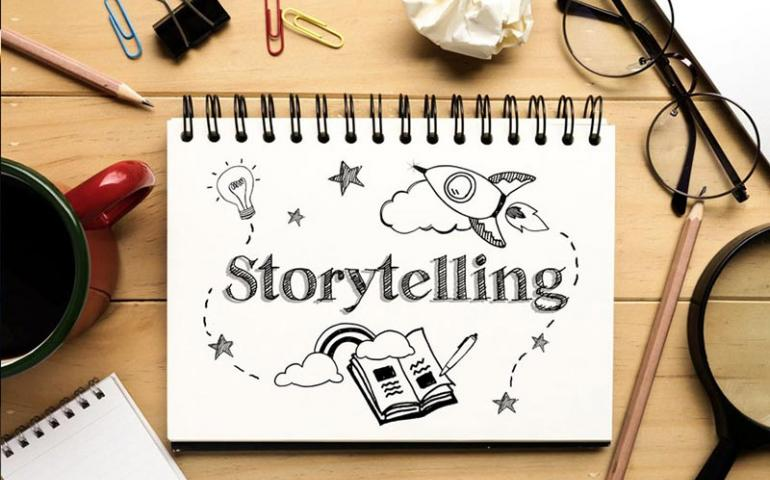 Formation Storytelling Lyon